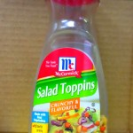 salad toppins mccormick review