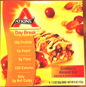 atkins-daybreak-cranberry-almond-review-photo