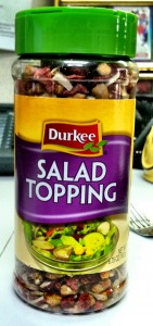 durkee salad topping
