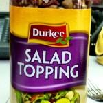 Random image: durkee salad topping
