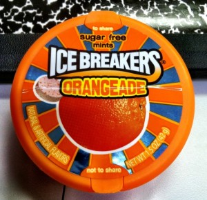 ice breakers orangeade