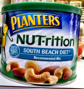 planters south beach nutrition mix