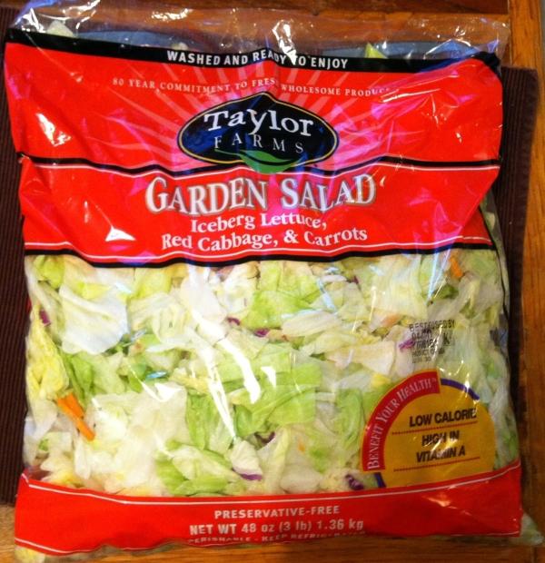 taylor farms garden salad photo – Fine Reviews
