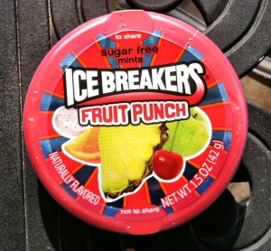 Ice Breakers Fruit Punch Review Photo