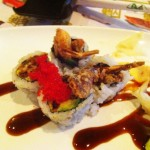 Japango Soft Shelled Crab Sushi Photo