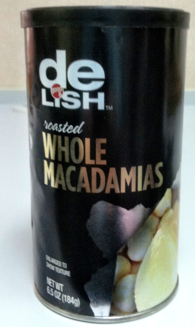 Good & Delish Macadamia Nuts Review Photo