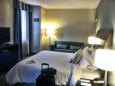 Hilton Garden Inn Toronto City Centre Review Photo